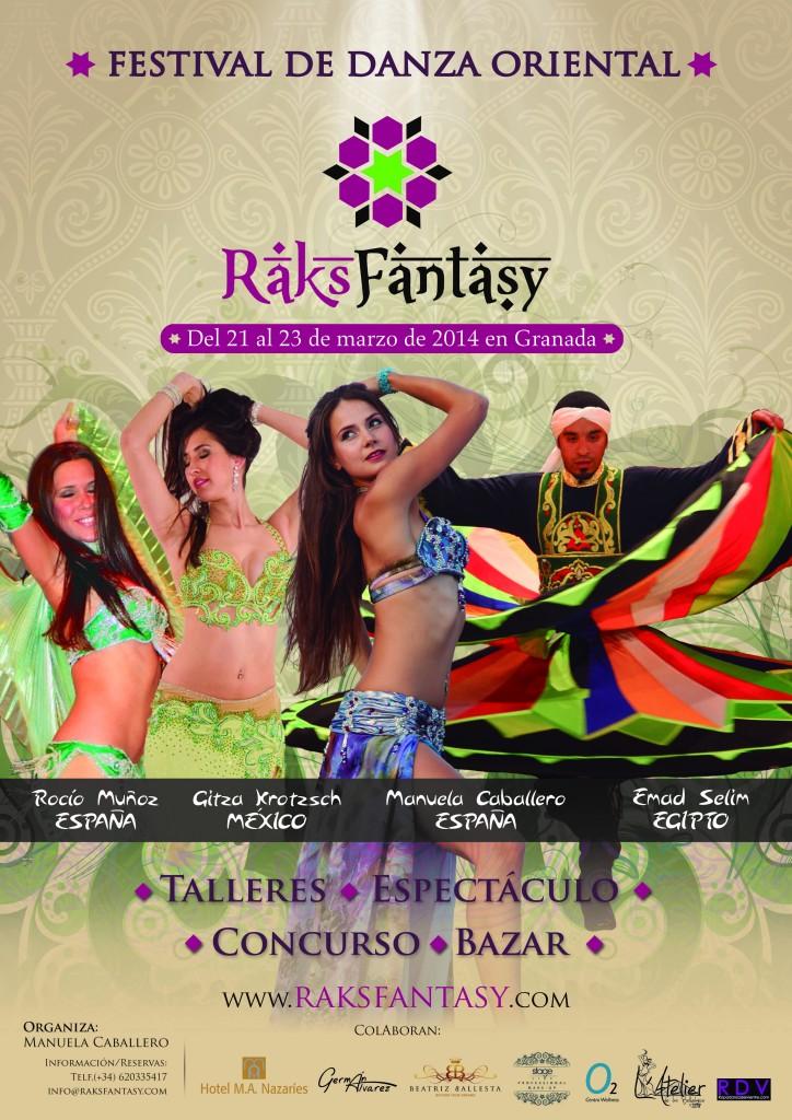 Raks Fantasy Danza Oriental